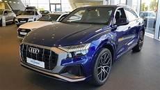 Audi Q8 50 Tdi - 2018 audi q8 50 tdi quattro audi view