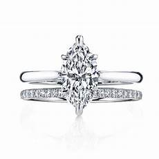 nina is a handcrafted jean dousset solitaire engagement