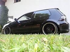 Black Volkswagen Golf Mk Iv Christian Wohlmuth Vw Golf