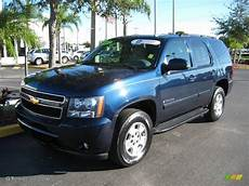 2007 dark blue metallic chevrolet tahoe lt 21866857 gtcarlot com car color galleries