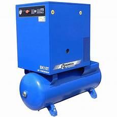 skruv kompressor 7 5 kw 270 l tank 10 bar 1000 l