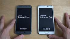 samsung galaxy s5 neo vs samsung galaxy s5 which is
