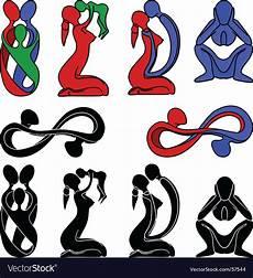 Familie Symbol - symbols family royalty free vector image vectorstock
