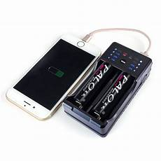 Palo Nc572 Slot Rechargeable Battery Charger palo nc572 2 slot aa aaa ni mh ni cd rechargeable battery