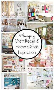 10 creative craft rooms and home offices clutter