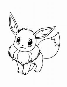 Malvorlagen Evoli Coloring Pages Pok 233 Mon Animated Images Gifs Pictures