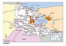 ubicacion de los simbolos naturales del estado carabobo estado carabobo en general venezuela