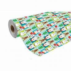 rouleau papier cadeau noel gros rouleau de papier cadeau 50m clairefontaine la vie du