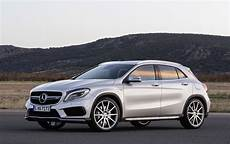2015 Mercedes Gla Class Safety Review And Crash Test