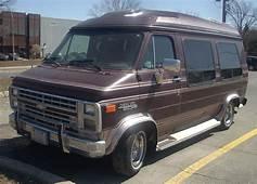 Chevrolet Van 20  Taringa
