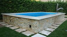 Piscine Semi Enterree 6x3 5
