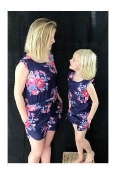 vetement mere fille assorti ou identique tout comme maman