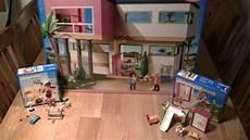 Playmobil City Ausmalbilder Die Neue Luxusvilla 5574 Playmobil Aufbau Und Zubeh 246 R