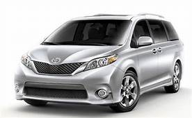 2020 Toyota Sienna Limited Rumors And Release Date