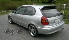 toyota corolla e11 rear roof sport spoiler ebay
