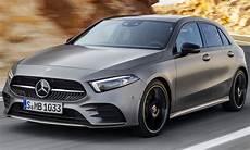 Mercedes A Klasse 2018 Autozeitung De