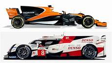 The Differences Between An F1 Car And The Le Mans Lmp1