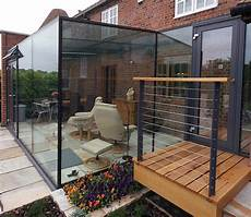 veranda tuttovetro glass box cantifix architectural