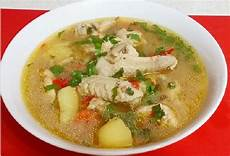 Sup Ayam Dari Kasih Hati Ke Sajian Resipi Makanan