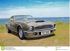 aston martin retro vintage aston martin 1977 editorial photo image of