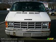 1992 dodge ram van b250 cargo bright white blue photo 8 dealerrevs com bright white 1992 dodge ram van b250 cargo blue interior gtcarlot com vehicle archive