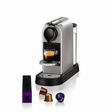 Krups Citiz Nespresso Machine Silver Krups From