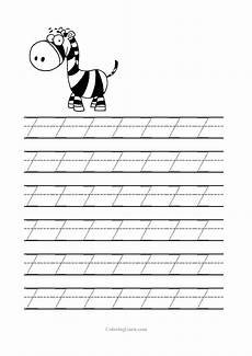 pre k letter z worksheets 24432 free printable tracing letter z worksheets for preschool school tracing letters writing