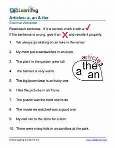 fillable online grammar worksheets on articles a an the 3 grammar worksheet on articles a an