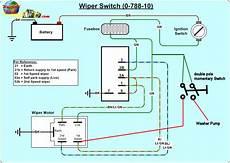 Wiring In A 2nd Wash Wipe Switch Defender Forum Lr4x4