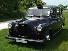 Histoire Du Taxi Anglais Taxifun