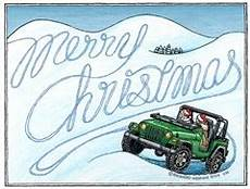 all things jeep exclusively ours jeep christmas cards boxed of 12