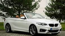 2018 bmw 2 series convertible exterior interior design youtube