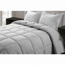 home dynamix light gray microfiber queen comforter hdmfs 459 the home depot