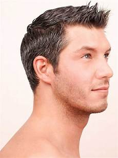 Mens Hairstyles Spiked Front