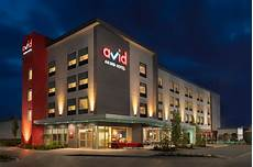 ihg opens first avid hotel hospitality