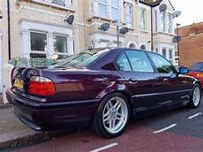 Bmw E38 7 Series 728i M Sport Individual Special Edition
