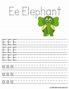 32 fun letter e worksheets kittybabylove com