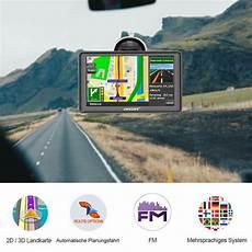 Navi Für Lkw - awesafe 7 zoll gps navi navigation f 252 r auto lkw pkw kfz