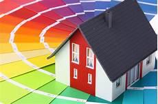 Die Passende Fassadenfarbe Zu Finden Ist Nicht Immer