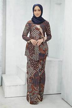 30 Model Kebaya Kartini Modern Brokat Bordir
