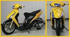 Modif Warna Motor Spin modifikasi motor suzuki spin skuter matik racing