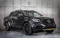mercedes x class carlex design develops bodykit for mercedes x class
