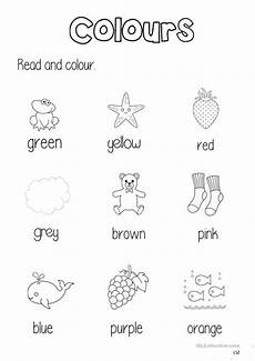 colors worksheets esl 12689 colours worksheet worksheet free esl printable worksheets made by teachers