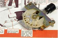 Genuine Fender Telecaster Tele Crl 1452 3 Way Selector
