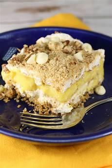 vanilla dessert lasagna thebestdessertrecipes com
