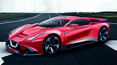 Is This Next Nissan Gt R R36 Render Plausible