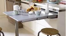 modele table de cuisine table cuisine murale rabattable