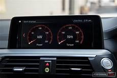 bmw display schlüssel 2018 bmw x3 xdrive30d review performancedrive
