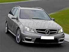 mercedes c class w204 facelift variant amg line kit
