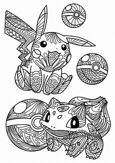 130 latest pokemon coloring pages for kids and adults